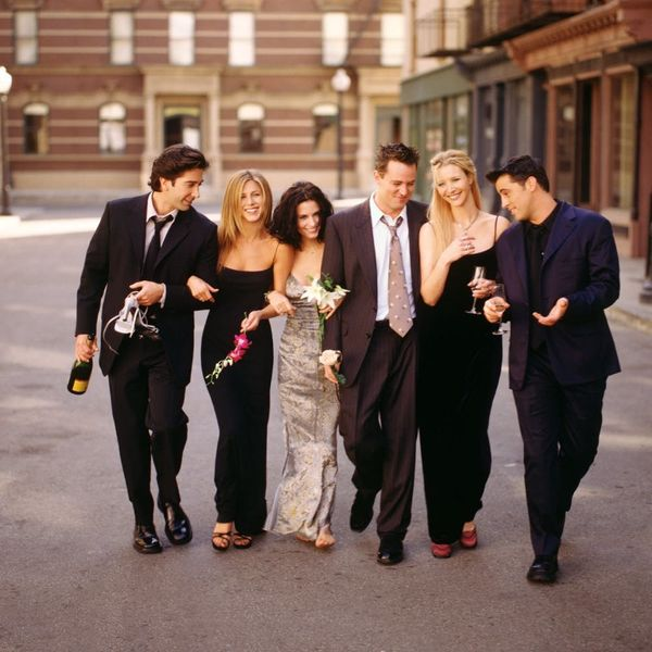 OMG! A Friends Musical Is Coming to Broadway