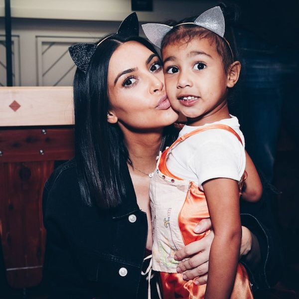 North West Was Spotted Carrying a $3450 Handbag to Church