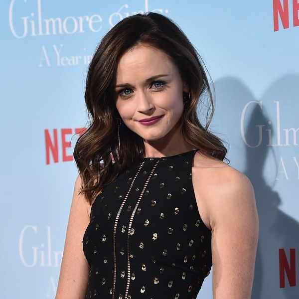Alexis Bledel's Confession About *That* Gilmore Girls Ending May Surprise You