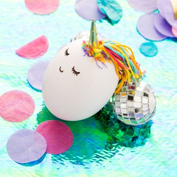 Make Your Easter Basket Magical With Unicorn Easter Eggs