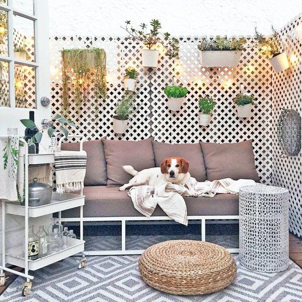 balcony gardens for tiny apartments