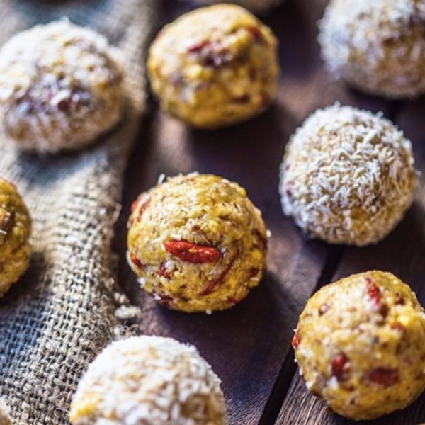 These 12 Protein-Packed Bliss Balls Recipes Are Every Healthy Girl's Dream