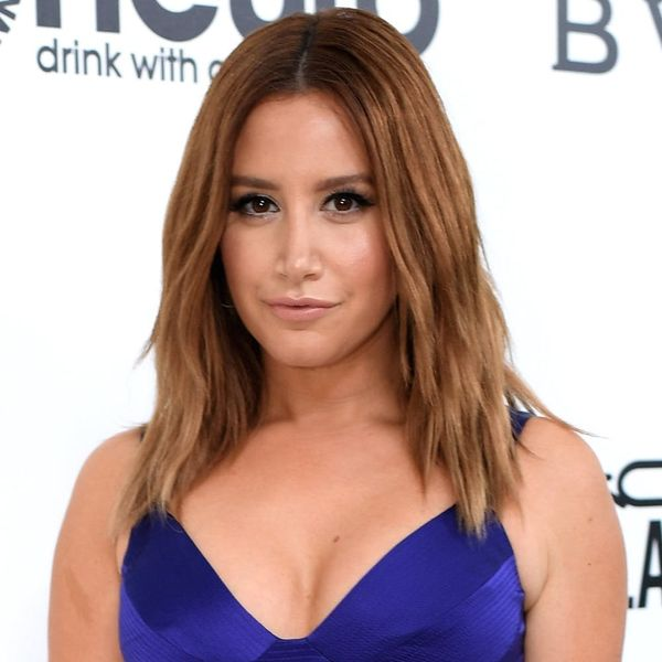 Ashley Tisdale Won't Be Sporting *This*  Festival Trend for Her First Coachella