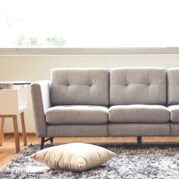 The Perfect Couch for Living in (and Moving into) Even the Tiniest Apartments
