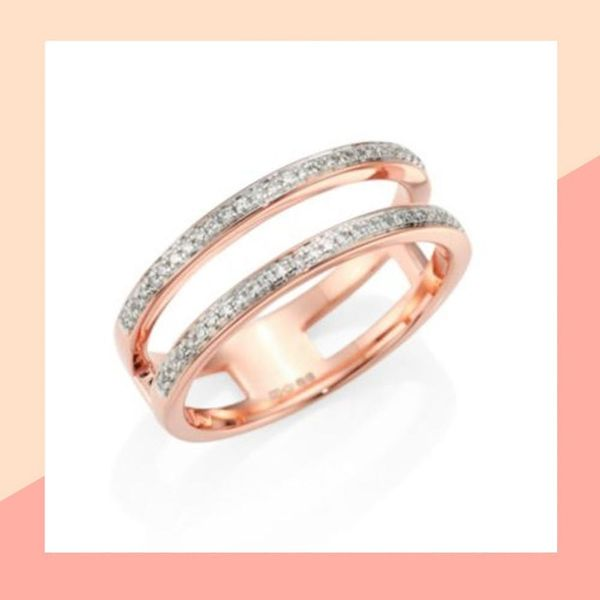 8 Unique Wedding Bands That Don't Require an Engagement Ring