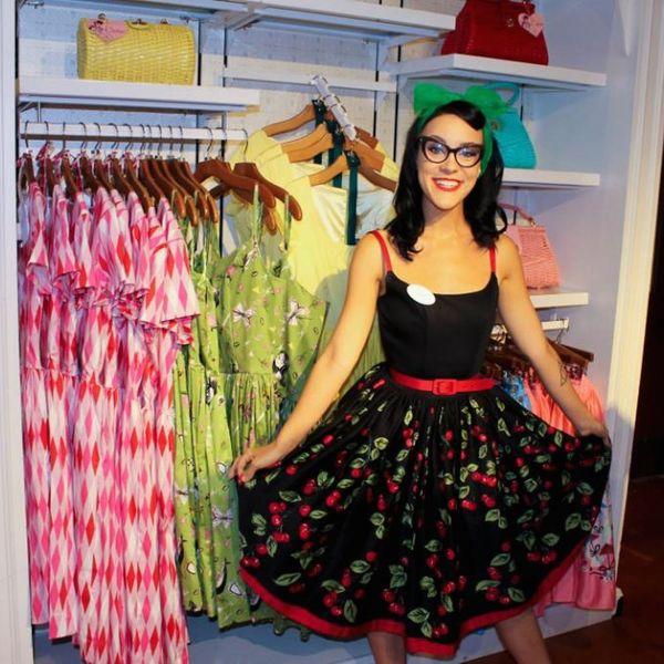 Disney's Brand New Dress Shop Is a Retro-Lover's Dream