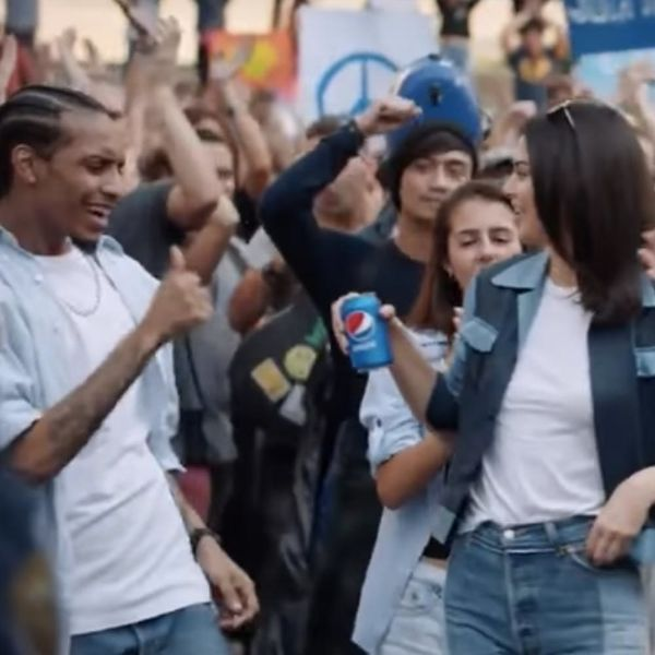 Here's What an Actor in Kendall Jenner's Pepsi Commercial Has to Say About the Controversy