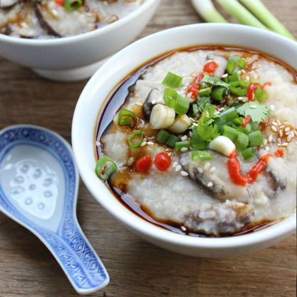 14 Congee Recipes for When Your Rice Porridge Craving Strikes
