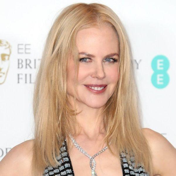 Nicole Kidman Reveals Her Biggest Hair Regret
