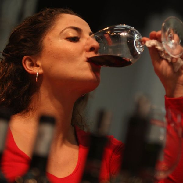 OMG: Science Says Drinking Wine Might Make You Smarter