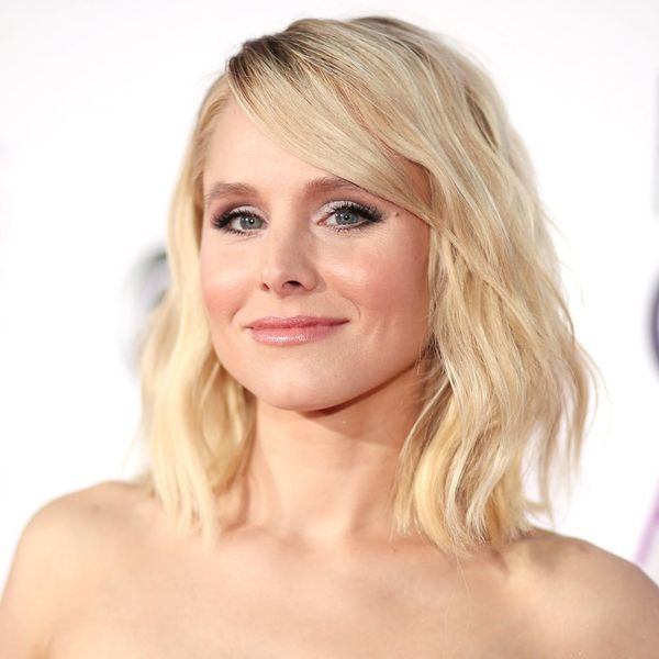 Kristen Bell Suffers from One of the Biggest Health Risks in the World