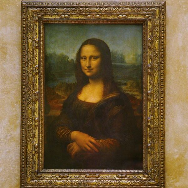This Study Shows What We Really Think About Mona Lisa's Smile