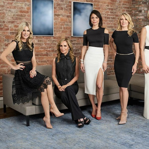 The Real Housewives of New York Season 9 Premiere Was a Wine-Fueled Spectacle