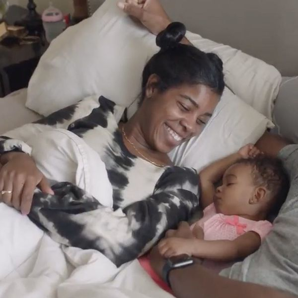 Worried You're Not a Perfect Mom? Dove's New Video Wants to Help With That