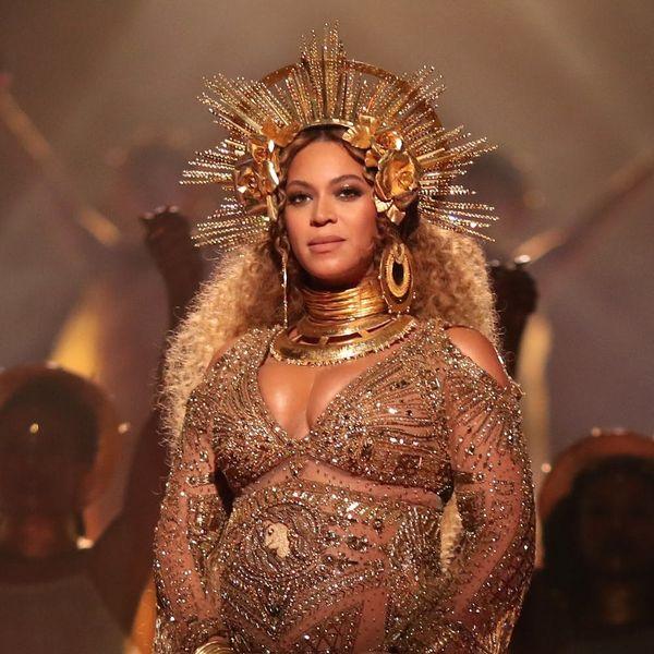 You'll Love the Goddess-Filled Inspiration Behind Beyoncé's Grammy Performance