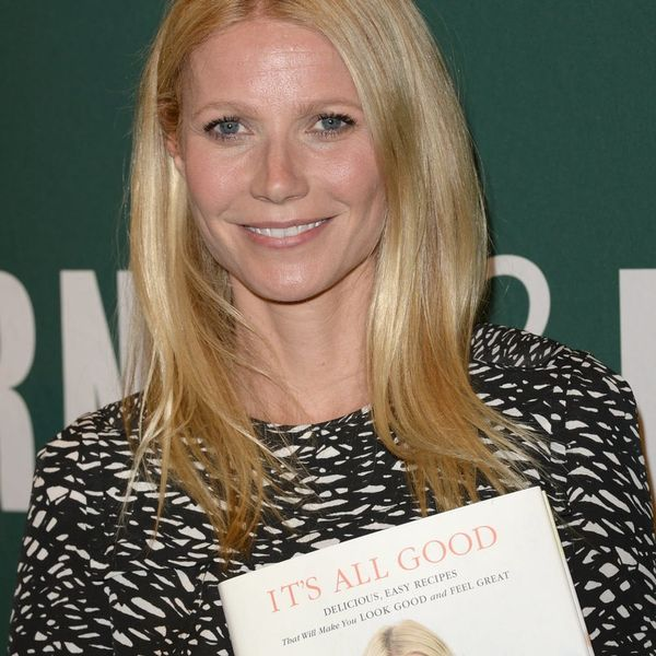 Gwyneth Paltrow's Cookbook Recipes Could Make You Seriously Sick