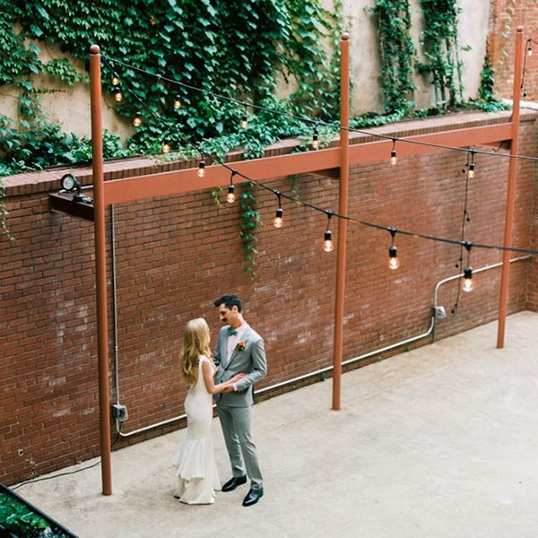 18 Wedding Ceremony Venues That Double As Your Reception