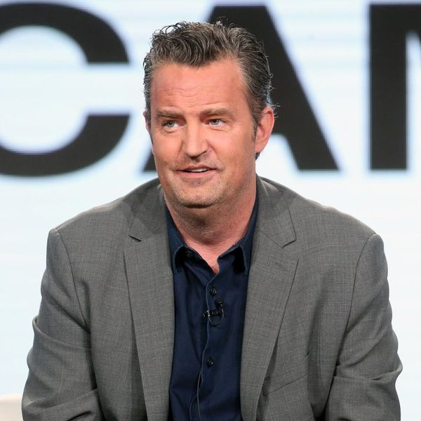 Matthew Perry's Response to Justin Trudeau's Rematch Request Is Totally Chandler-ish
