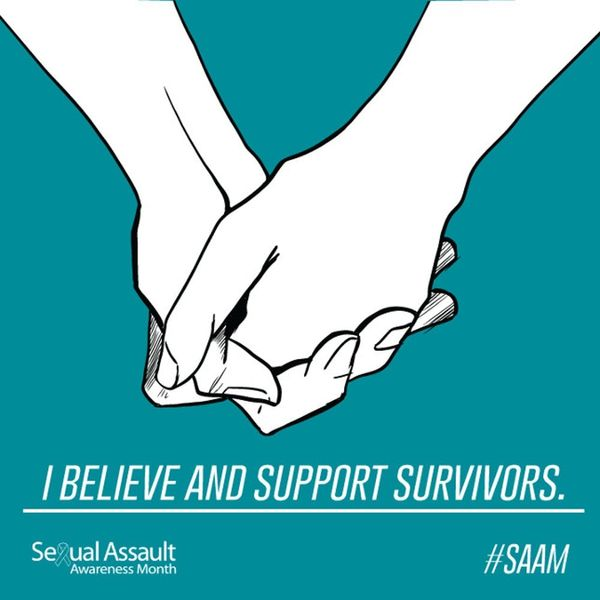6 Ways to Show Your Support During Sexual Assault Awareness Month