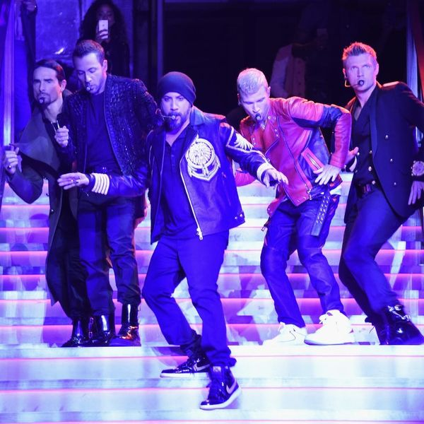 The Backstreet Boys Surprise ACMA Performance Got the BEST Reaction from Tim McGraw