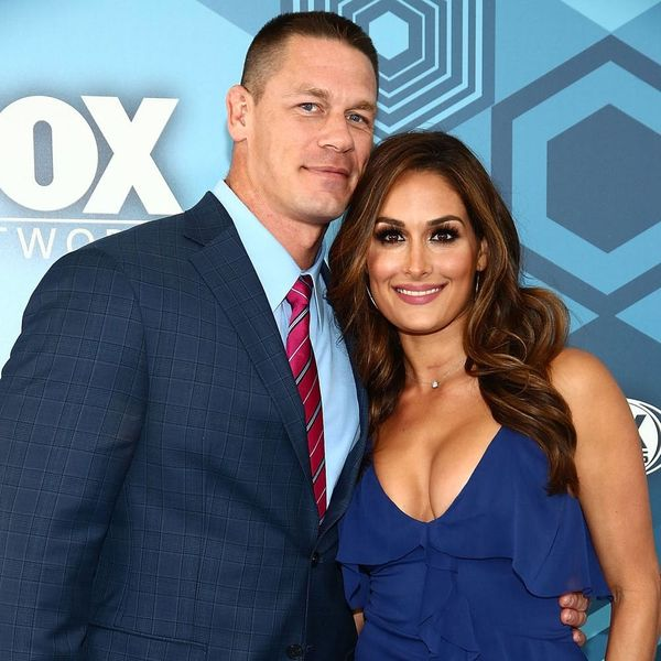 See Nikki Bella's Engagement Ring from John Cena Up Close and Personal