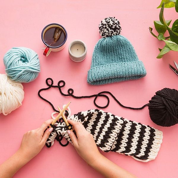 This Kickstarter Will Get You Knitting in an Exciting New Way