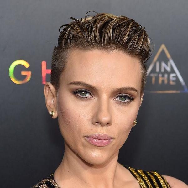Scarlett Johansson's Future Career Plans Could Involve Running for Office