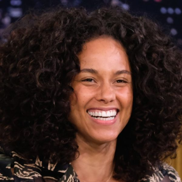 This Is What Alicia Keys Had to Say When Adam Levine Caught Her Wearing Makeup