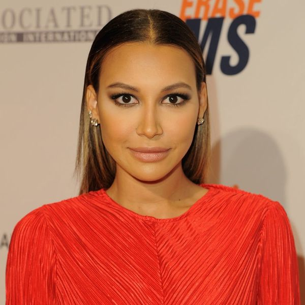 Naya Rivera and David Spade Are Dating and the Internet Is… Confused