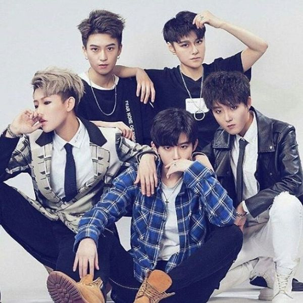 "The Hottest ""Boy Band"" in China Has One WILD Twist: They're Women"