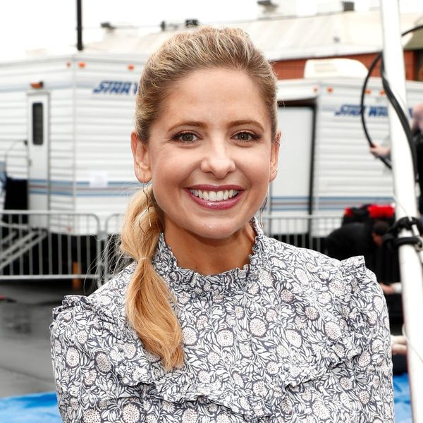 Sarah Michelle Gellar's Reunion Pics With Her Buffy Love Interests Are Blowing People's Minds