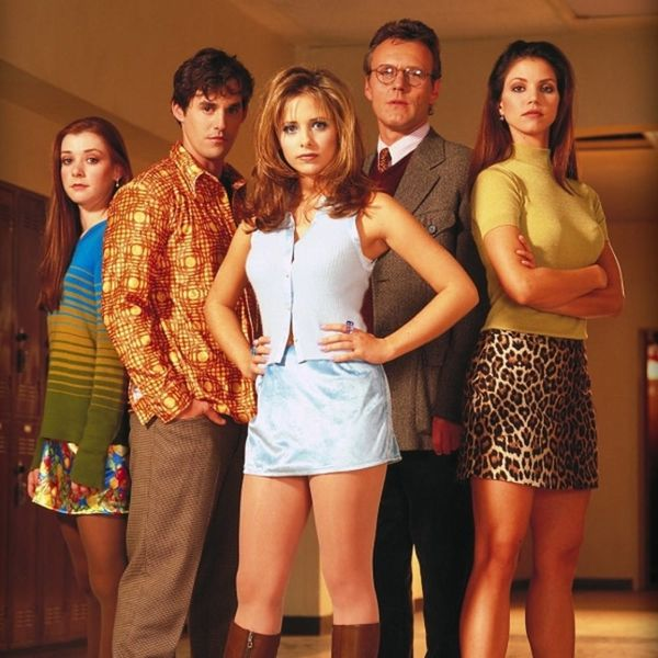 Buffy the Vampire Slayer Stars Dish on a Possible Reboot