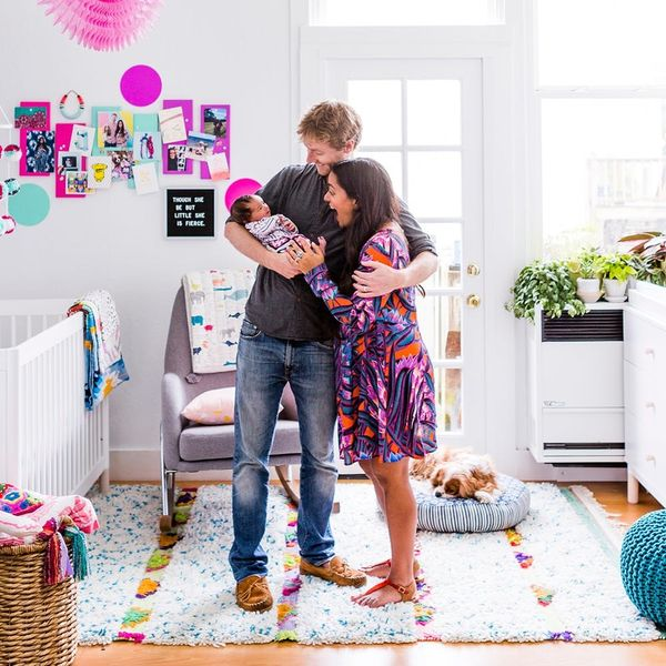 This Colorful Swoon-Worthy Nursery Is Totally DIY-able