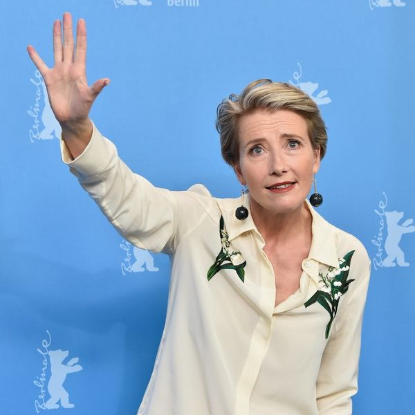 """Emma Thompson Says Anorexia in Hollywood Is """"Getting Worse"""""""