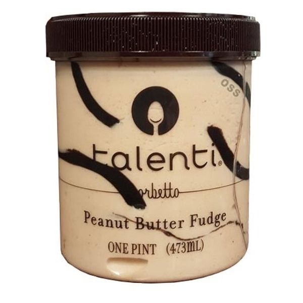 This Non-Dairy Talenti Sorbetto Flavor Is a Peanut Butter Junkie's Dream Come True