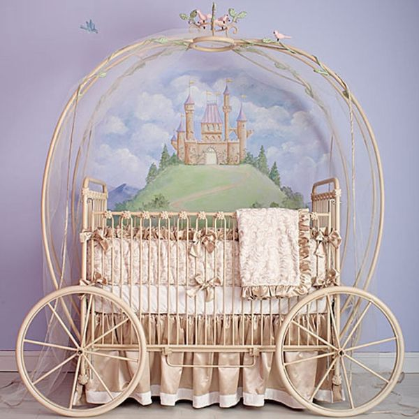 6 Over-the-Top Items for a Seriously Posh Nursery