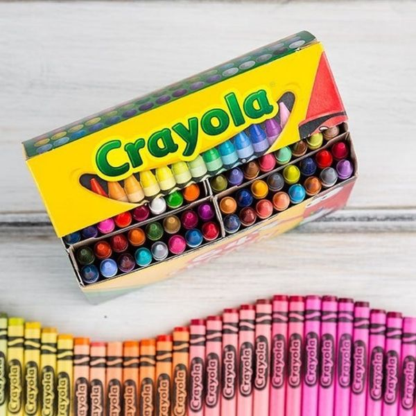 Crayola Is Killing Off One of Its Classic Colors