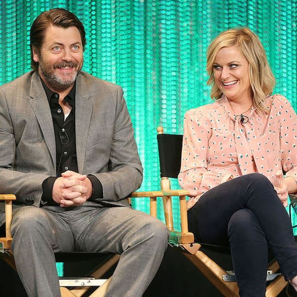 Morning Buzz! Amy Poehler and Nick Offerman Are Reuniting for the Reality Show of Every Maker's Dream + More