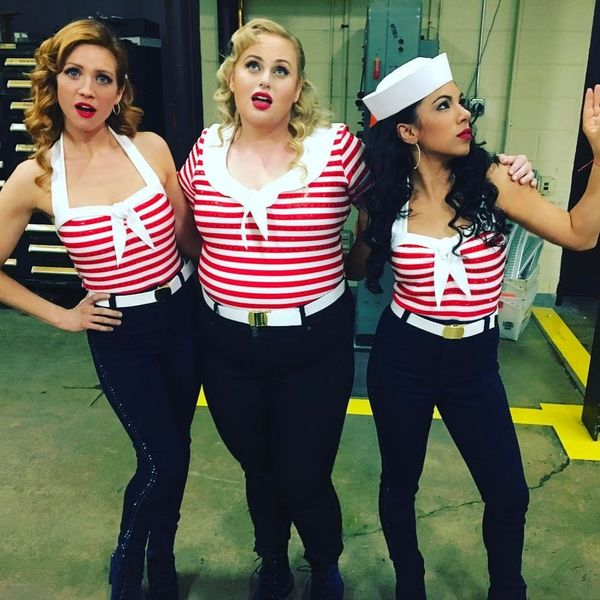 Pitch Perfect's Stylist Deftly Responds to Costume Controversy