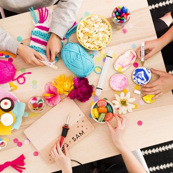 Throw the Ultimate DIY Housewarming Party With These Ideas