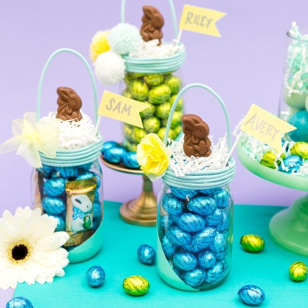 Make Easter Even Sweeter This Year With This Mason Jar DIY