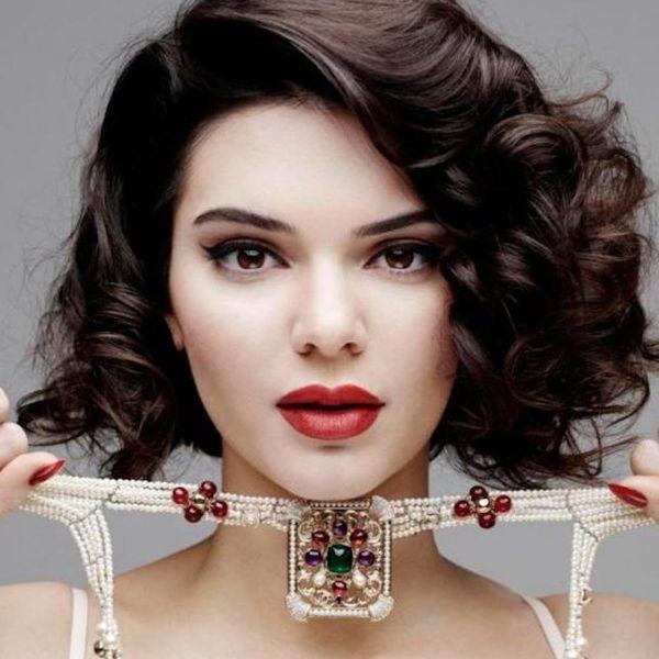Watch Kendall Jenner Do Her Best Marilyn Monroe Impersonation