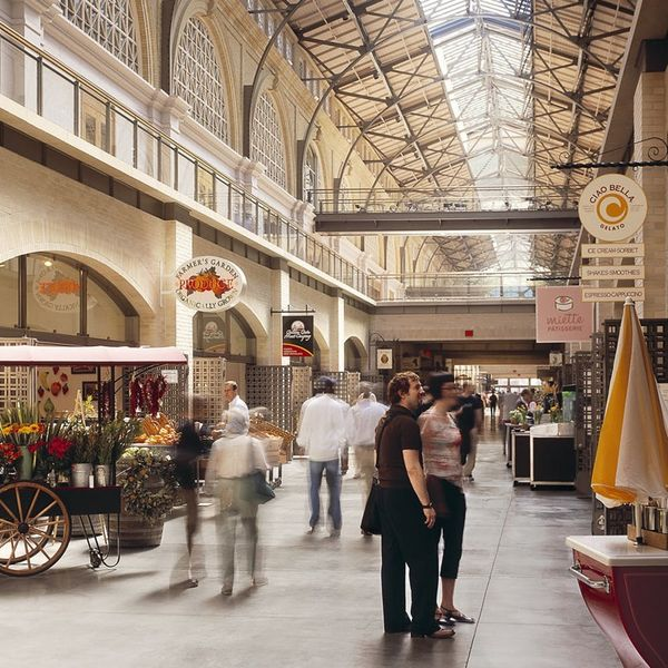 10 of the Most Incredible Food Halls + Markets Across America
