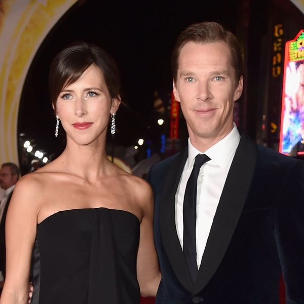 Benedict Cumberbatch Is Now a Daddy to Baby #2