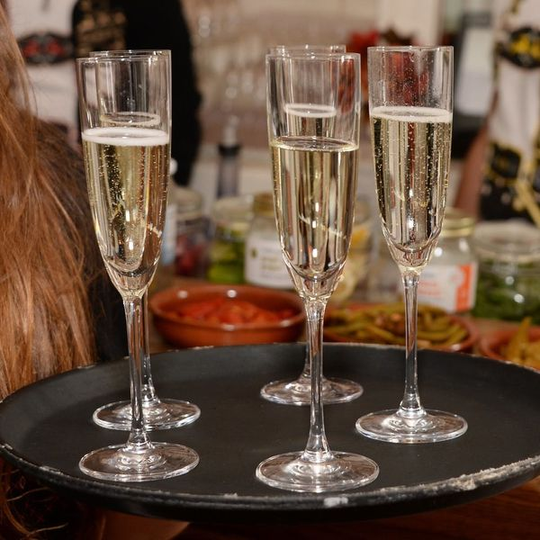 Lift Your Glasses in Toast: Prosecco-Flavored Nail Polish Now Exists