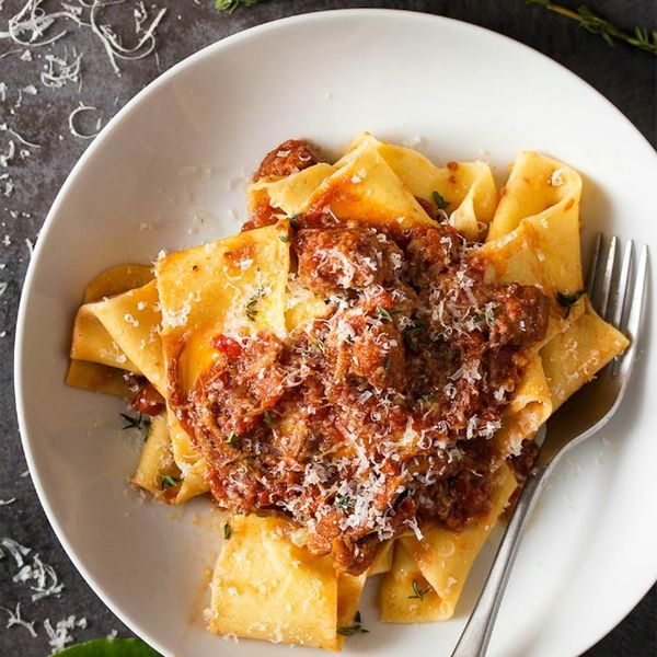 15 Pasta Recipes for the Meat Lover in All of Us