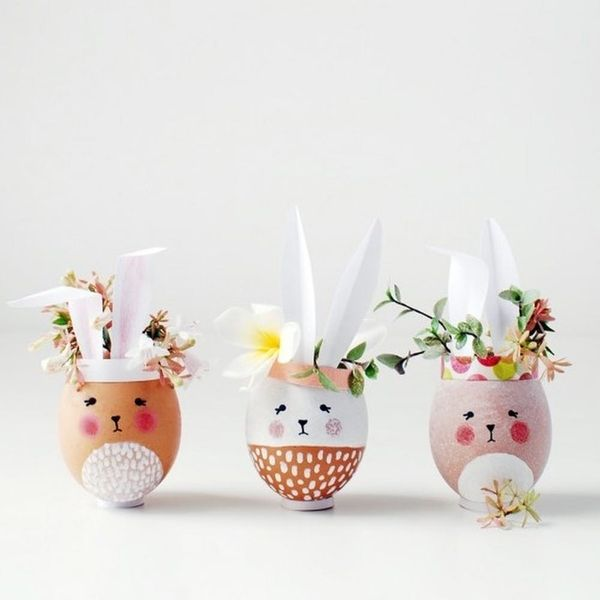 50 DIY Easter Decorations That Go Way Beyond Eggs