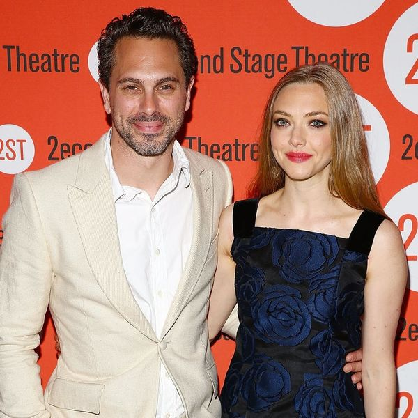 Amanda Seyfried Is Officially a Mommy!