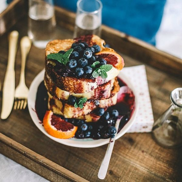 15 Blueberry Breakfast Recipe Ideas That Beat Those April Shower Blues