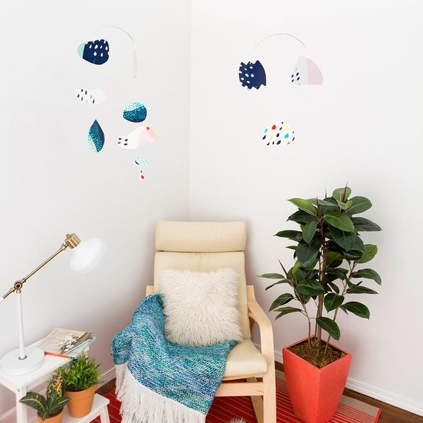 Elevate Your Apartment Decor by Hacking This Easy + Stylish Mobile